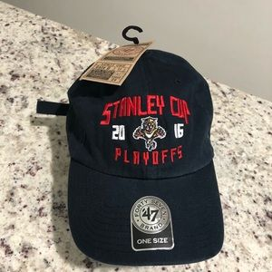 Florida Panthers official Stanley Playoff 2016 hat